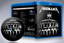 Metallica  Francais Pour Une Nuit 2009 Blu-ray  French Live Concert new