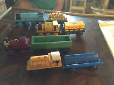 Thomas the tank engine and cars