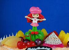 Strawberry Shortcake Life is Delicious Figur Tortenfigur Dekoration Modell 058_F