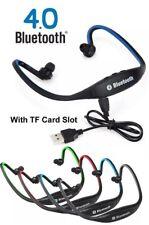 S9 Bluetooth USB Stéréo écouteurs Oreillette Sport  Android Apple Universel