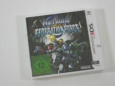 Metroid Prime: Federation Force Nintendo 3DS Spiel neu und unbespielt