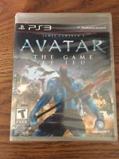 Factory Sealed Avatar The Game PS3 NTSC-U/C Free Shipping
