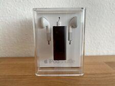 iPod Shuffle schwarz - 3. Generation - Versiegelt - für Sammler