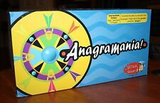 Anagramania! Game - Intermediate Edition - Intelligent Fun For Word Game Lovers!