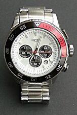 Esprit Armbanduhren aus Edelstahl mit Chronograph für Herren