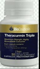Theracurmin trible Highly Bioavailable Curcumin 30 caps-OzHealthExperts