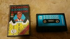 Blockbusters Video Game Cassette Commodore 64 C64/C128 💜💜💜 FREE POST