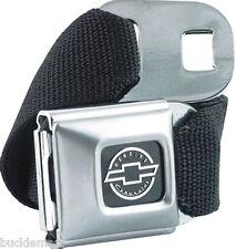 Genuine CHEVROLET Logo seatbelt  Belt with Buckle seat belt Buckle-Down
