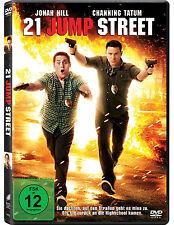 < DVD * 21 JUMP STREET # NEU OVP