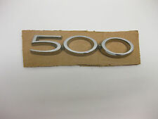 1960 FORD 500 FARILANE GALAXIE 5 0 0  EMBLEM 61 62 59 MAYBE, COOL CAR ART 1960s
