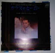 "GARY NUMAN We Are Glass Japanese 7"" Single Tubeway Army Vinyl Record"
