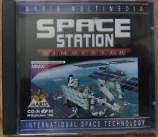 Stazione spaziale simulatore-MARIS multimediale GIOCO PER PC 1996
