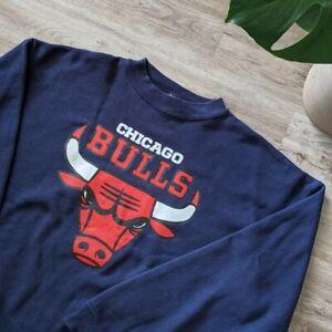 Vintage 90's Chicago Bulls Sweater - Large