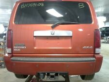 2008 Dodge Nitro REAR BUMPER
