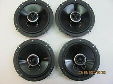 "6.5"" 40 watt coaxial car speakers 4 pkg, new."