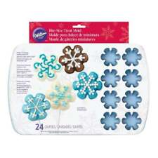 Wilton Snowflake 24 Cavity Christmas Mould