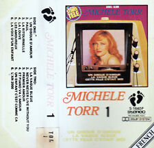 K 7 AUDIO (TAPE) MICHELE TORR  *UN DISQUE D'AMOUR*  (MADE IN JAPAN)
