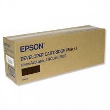 KIT 4 TONER ORIGINALI EPSON ACULASER C900/C1900 (CIANO-MAGENTA-GIALLO-NERO) [II]