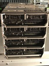 Dell PowerEdge M620 Blade Server 10G NICs F9HJC 8F6NV XWKGY 210Y6 0XW5C X520 CTO
