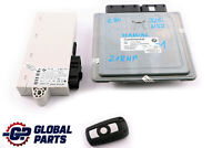 BMW 3 5 Series E60 E90 E91 N52 325i 525i ECU Kit DME CAS2 Key 7577968 Manual