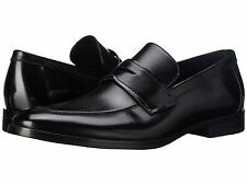 Calvin Klein Men's Karl Box Textured Slip On Black F1668 Size 12US