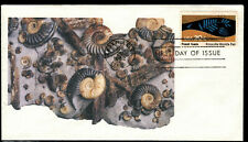 U.S. 1982 - FOSSIL Fuels (Single FDC) lot 4