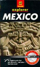 Mexico (AA Explorer), Dunlop, Fiona, Very Good Book