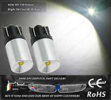W5W T10 501 Wedge White Cree LED Side Lights Parking Bulbs Sidelights 12v 24v