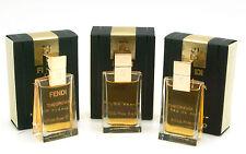 Theorema by Fendi 0.1 fl oz Eau De Parfum Mini Splash for women (Package of 3)