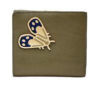 FOSSIL Caroline Mini Wallet RFID Geldbörse Rosemary Grün Neu