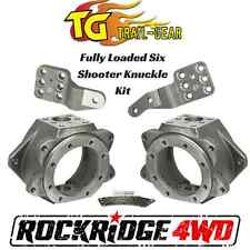 Trail-Gear Loaded Six Shooter Knuckle Kit For Toyota 79-85 | Left Hand Drive