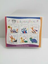Baby Einstein-Concert for Little Ears, CD 6-Pack FREE SHIPPING