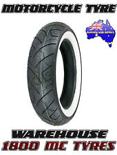 SHINKO Sr777 100/90-19 (57h) White Wall Front Tyre