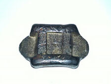 Antique 1800's Chinese Sycee 5 Tael Silver Ingot China 銀 金錢 193.33 Grams