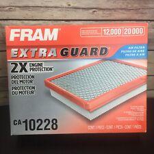 FRAM CA10228 Extra Guard Panel Air Filter