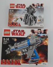 Lego Star Wars First Order Heavy Scout Walker 75177 Playset Toy Kids Gift AU