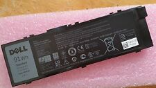 NEW Dell Original Precision 15 (7510) / 17 (7710) 9-cell 91Wh  Battery – MFKVP