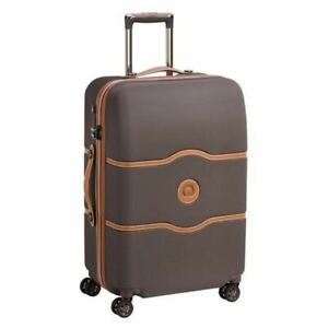 Delsey Chatelet Air 69cm Medium Luggage - Chocolate