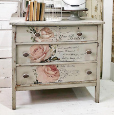 Furniture Decals, Chatellerault, ReDesign with Prima, Rub On Furniture Transfers