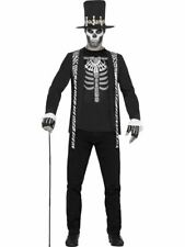 Witch Doctor Costume, Large, Halloween Fancy Dress, Mens
