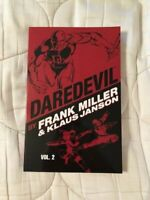 Daredevil Vol. 2 by Frank Miller (Marvel TPB)