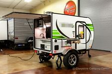 New 2020 E12Rk Ultra Lite Off Road Travel Trailer Like Rockwood Geo Pro G12Rk