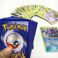 25 CARDS KIDS Pokemon TCG Lot Rare, Com/unc, Holo & GUARANTEED EX OR FULL *KEKE