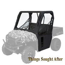 BLACK CAB ENCLOSURE FULL SIZE 2011-2012 POLARIS RANGER HD, XP 800, 6x6 & DIESEL