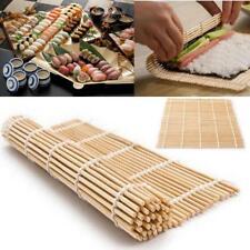 New Sushi Maker Kit Reis Roll Mat perfekte Küche DIY Reis Hersteller KS