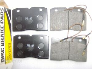 FIAT DAILY DISC PADS