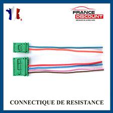 Kit De Reparation Connecteurs Faisceau Resistance De Chauffage Peugeot