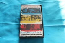 The Police SYNCHRONICITY Cassette Tape Every Breath you Take King of Pain CRO2