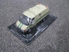 GAZ-3302 Ratnik Collector Car Russia 1:43 DeAgostini Service Vehicle NEW