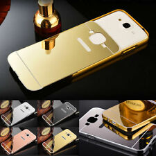 Metallic Mobile Phone Bumpers for Samsung Galaxy A3